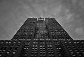Empire State Building 5 by TheBirdsFeathers