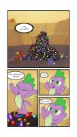 Spike is The One by stratusxh