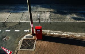 Post box by CouchyCreature