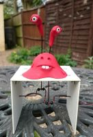 Little red monster automata by shandoraleah