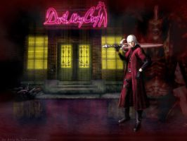 Devil May Cry Dante's Place by Billysan291