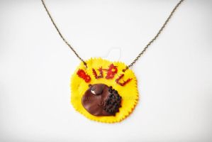 bubu necklace by Cielodise
