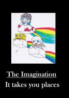 Imagination poster by lockheart9