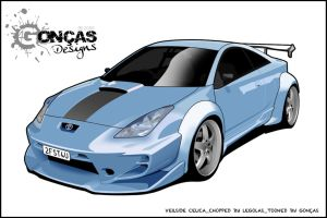 Veilside Celica Vector by carguy88