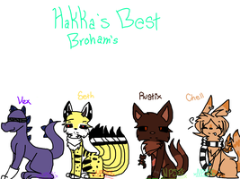 Hakka's Best Broham's by xTROPIC-CARRlBEAN