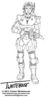 Juno-Jet Force Gemini by Twhitehouse