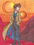 A Hint of Gallifrey by Marimokun