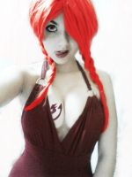 Flare Fairy tail Cosplay by MowaZee