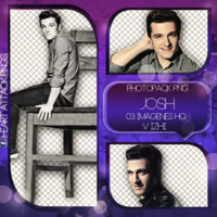 +Photopack Png Josh H by AHTZIRIDIRECTIONER