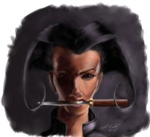 Aeon Flux II by digistyle