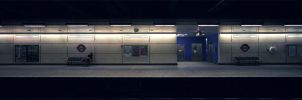 Fulham Broadway Station by feisar