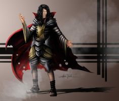 Mage - Donovan by One-Alucard