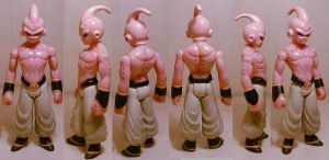 Ultimate DBZ Customs Kid Buu by pgv