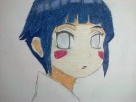 cute little Hinata by amoonchan