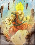 Super Sayan Goku by ZipDraw