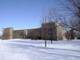 Fort-Chambly by Lapointe56