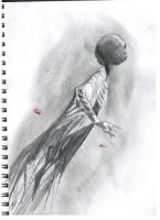 Dementor from Harry Potter by Ariula