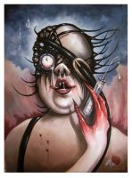yoUr off Ur head baby by imagist