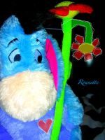 Waiting of the so cruel love by Rounette