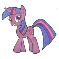 MLP:FIM: Twilight Sparkle by fORCEMATION
