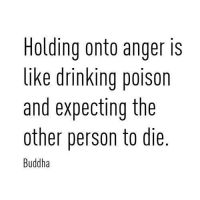 holding onto anger by GodsGirl33