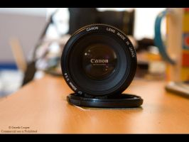 Behold the Canon 50mm f1.4 USM by GMCPhotographics