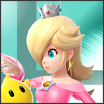 Free Rosalina Icon (Pink) by ThunderChuck250