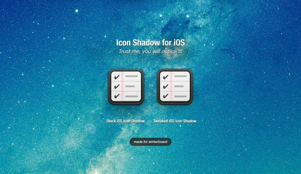 Icon Shadow by Jean31