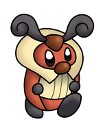 Pokedex Collab- Kricketot