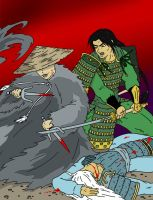 Son of the Clan Colors by Koshindou