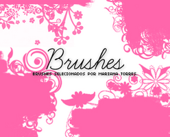 Brushes to blends by maritorres