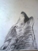 Howling Wolf by Catherine1992
