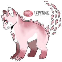 [contest entry] lemonade the gemigon WINNER by littledoge