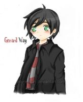 Little Gerard Way by Eilyn-Chan