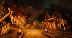 Welcome to Whiterun by Heronymous