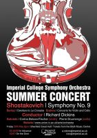 ICSO Summer Concert by Dagorath