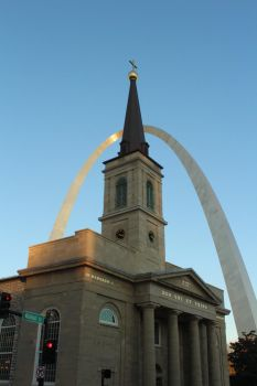 The Cross and The Arch by godorion