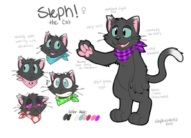 stephcat reference 2015 by stephastated