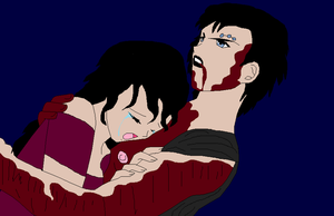 Me and Dark side Till by Hellcat6666