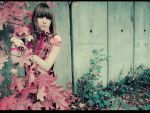 Autumn girl. by miyavik