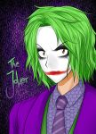 The Joker by Killjoy-Chidori