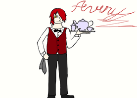 Avery the servant of Soulin by ColdBlod23