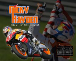 Hayden desktop by TreborDesigns