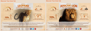 Discover your inner cat quiz results by RainingHarmony128