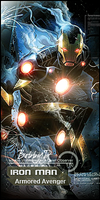 Ironman :Armored Avenger by bobbydigital72