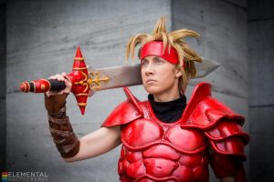 Warrior of Endiness by Kudrel-Cosplay