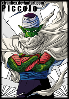 Piccolo 2 by xFranticx