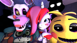 A group of Animatronics by Base-Paints