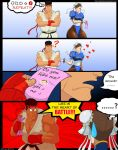 Ryu x Chun-Li, Heart Of Battle by MightyGoodrum