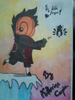 tobi chibi (by my friend katy) n.n by yamileth15285